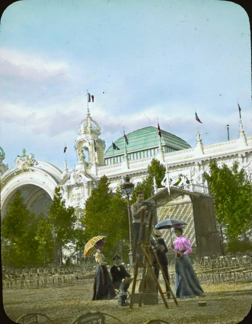 The 1900 Paris World's Fair in Color (18)