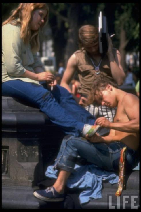 NEW YORK, 1969-11