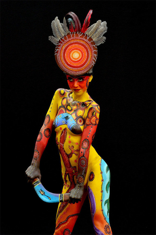 The World Bodypainting Festival 03