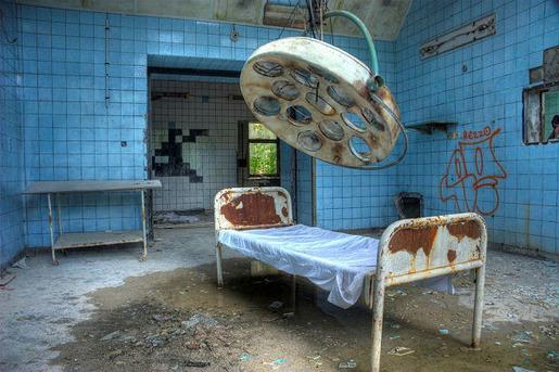 Beelitz-Heilstatten sanatorium 06