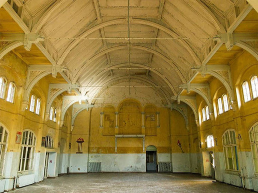 Beelitz-Heilstatten sanatorium 29