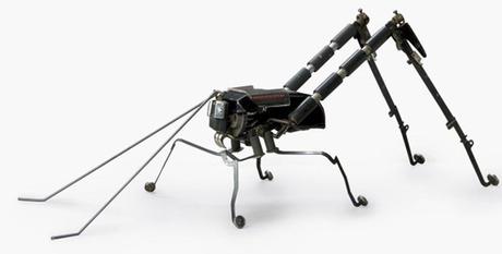 robo-spider