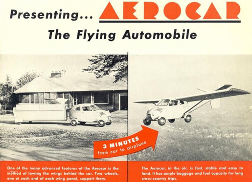 Aerocar N103D, 1956(1)