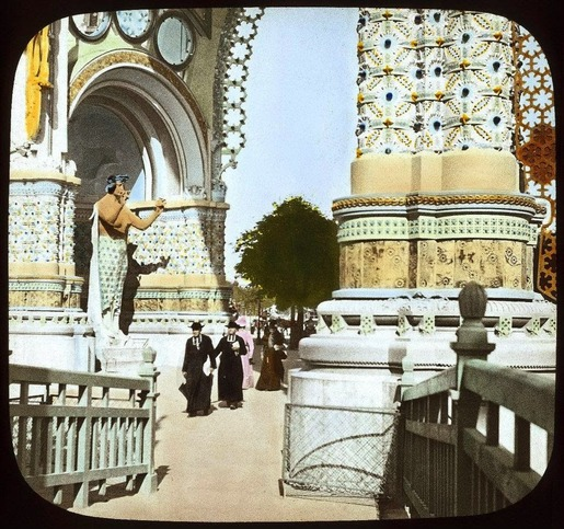 The 1900 Paris World's Fair in Color (7)