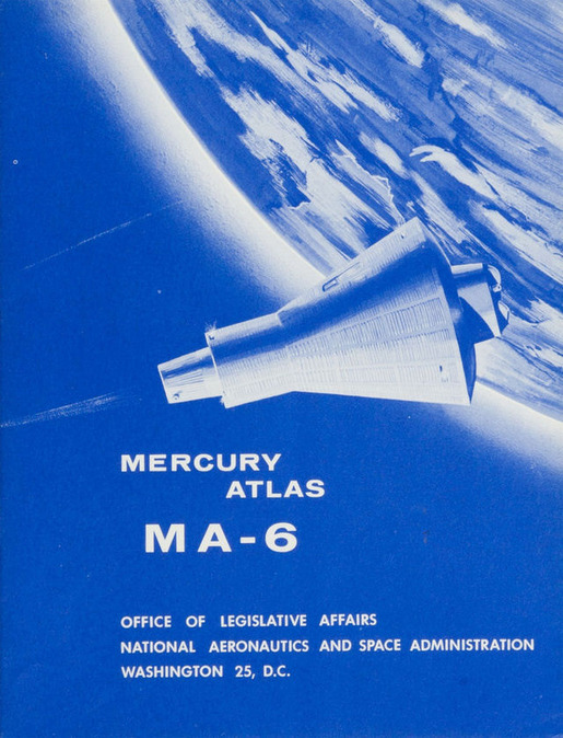 Twenty Awesome Covers From The US Space Program 06