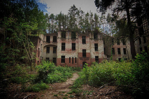 Beelitz-Heilstatten sanatorium 10