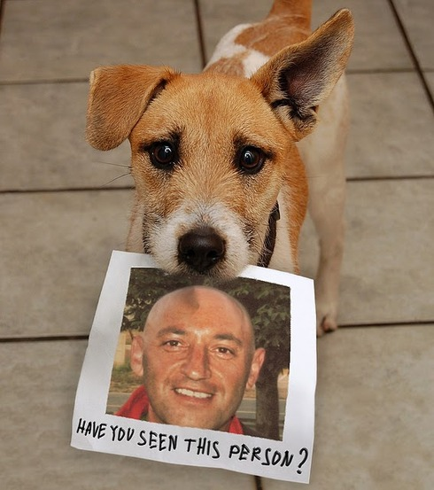 missing human
