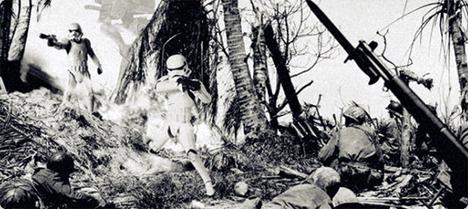 世界大戦in帝国軍