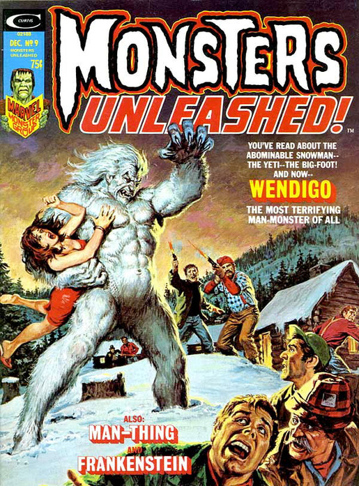 Monsters Unleased! (1974) Norem - 027