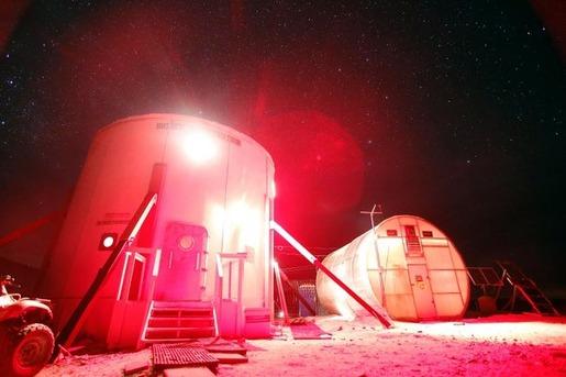 Mars base in Utah 18