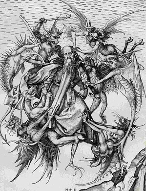 temptations_of_st_anthony_schongauer_martin