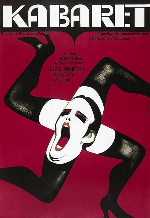 Amazing Vintage Polish Posters of Classic American Films (30)