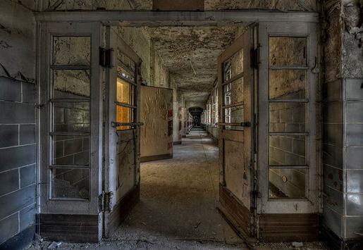 Beelitz-Heilstatten sanatorium 18