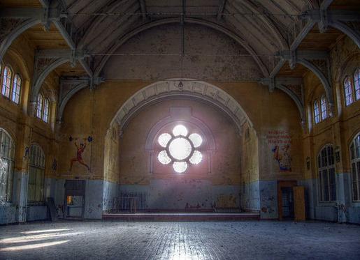 Beelitz-Heilstatten sanatorium 08