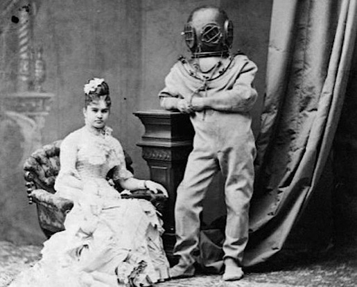 History of Diving Suits 33