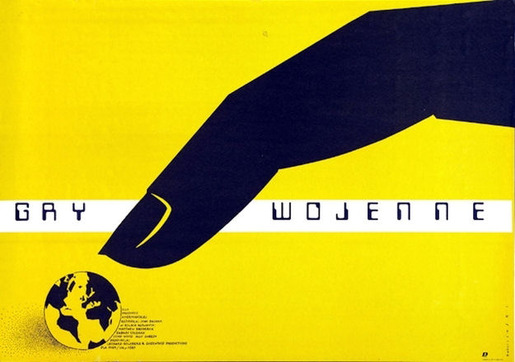 Amazing Vintage Polish Posters of Classic American Films (2)