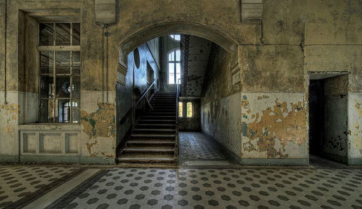 Beelitz-Heilstatten sanatorium 07