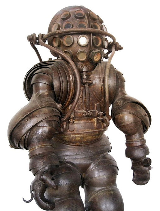 History of Diving Suits 13