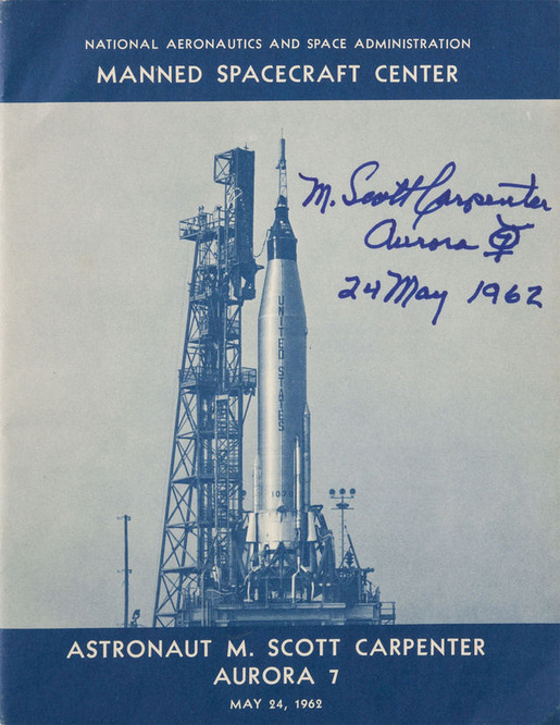 Twenty Awesome Covers From The US Space Program 01