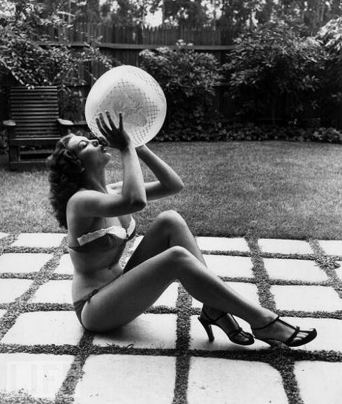 Blaze Starr, 1955