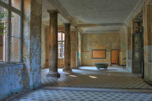 Beelitz-Heilstatten sanatorium 22