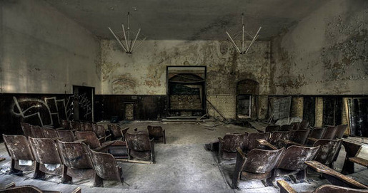 Beelitz-Heilstatten sanatorium 21