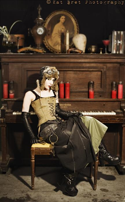Steampunk Girl_17