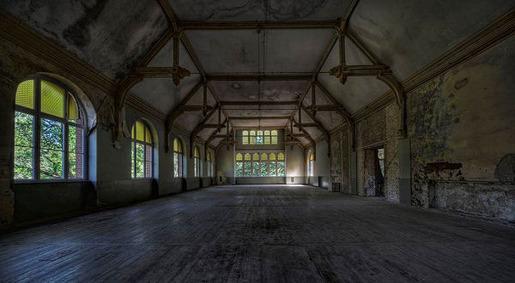 Beelitz-Heilstatten sanatorium 17