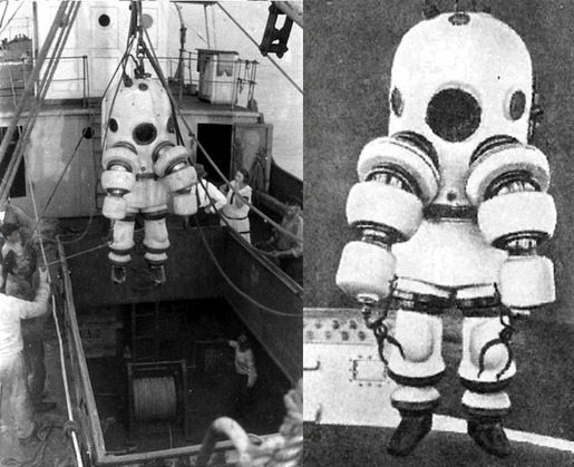 History of Diving Suits 20