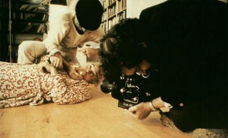 BEHIND-THE-SCENES OF 'A CLOCKWORK ORANGE' 06