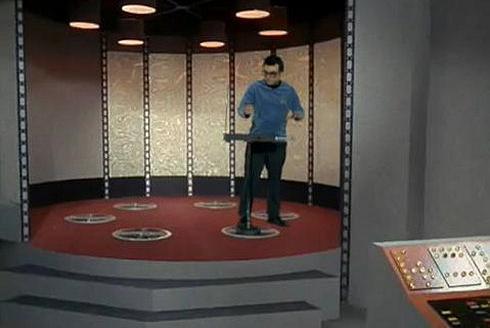 Star Trek theme on Theremin