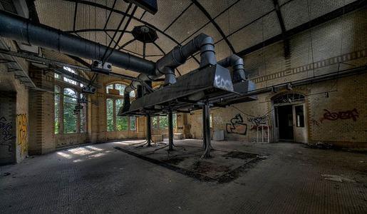 Beelitz-Heilstatten sanatorium 12