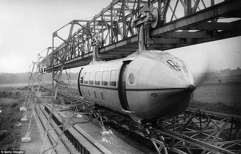 Bennie Railplane 01