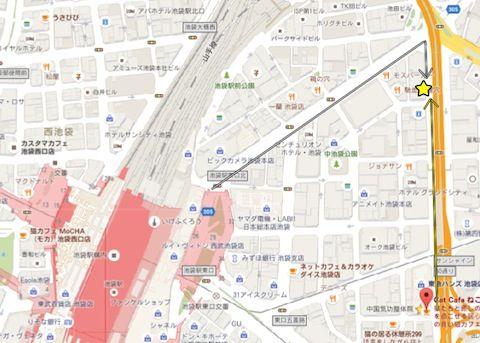 こせり地図