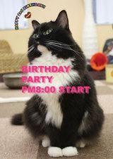 フィガロお誕生日ポスタ画像
