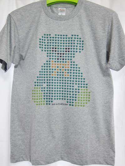 熊本地震チャリティTシャツ1