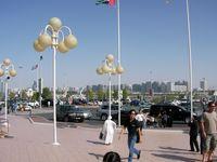 Marina Village(マリーナ・ビレッジ)@アブダビ・UAE