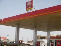 ハルツーム市内でよく見かけるペトロチャイナのガソリンスタンド