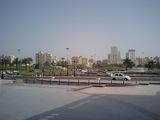 シャルジャの街