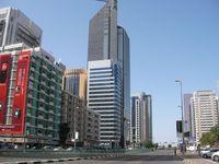 NBAD(ナショナル・バンク・オブ・アブダビ)@アブダビ・UAE