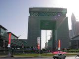 DIFC(ドバイ国際金融センター)@ドバイ・UAE