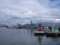 レイキャビクの港