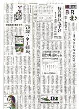 日本経済新聞(1/6)