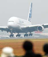 A380@成田空港