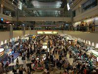 ドバイ国際空港出発ターミナル