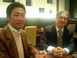 JSP Futuresの斉藤さんと私