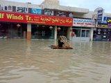 ドバイの大洪水