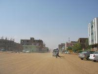 ハルツーム(スーダン)