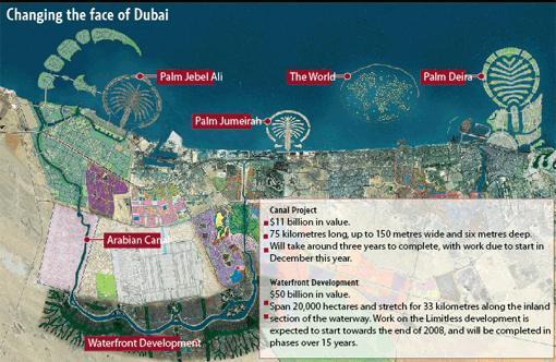 Dh224b Arabian Canal to reshape New Dubai