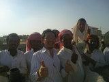 優しいイエメン人たち